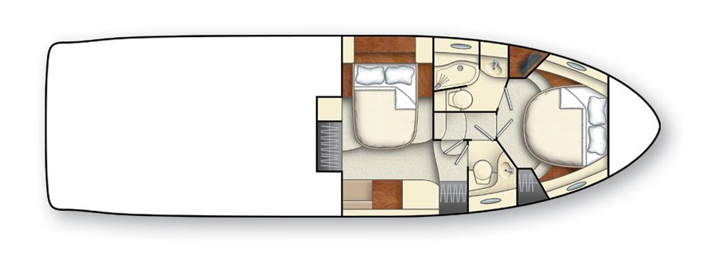 планировка Meridian 441