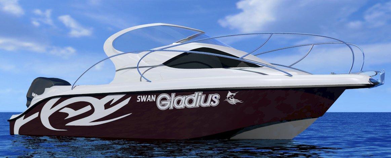 Gladius Swan 750