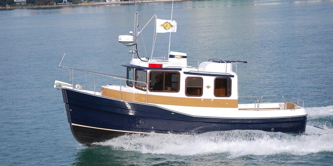 Ranger Tugs R 25