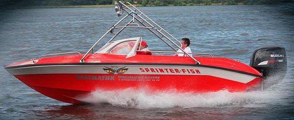 Прагматик Sprinter-Fish 610