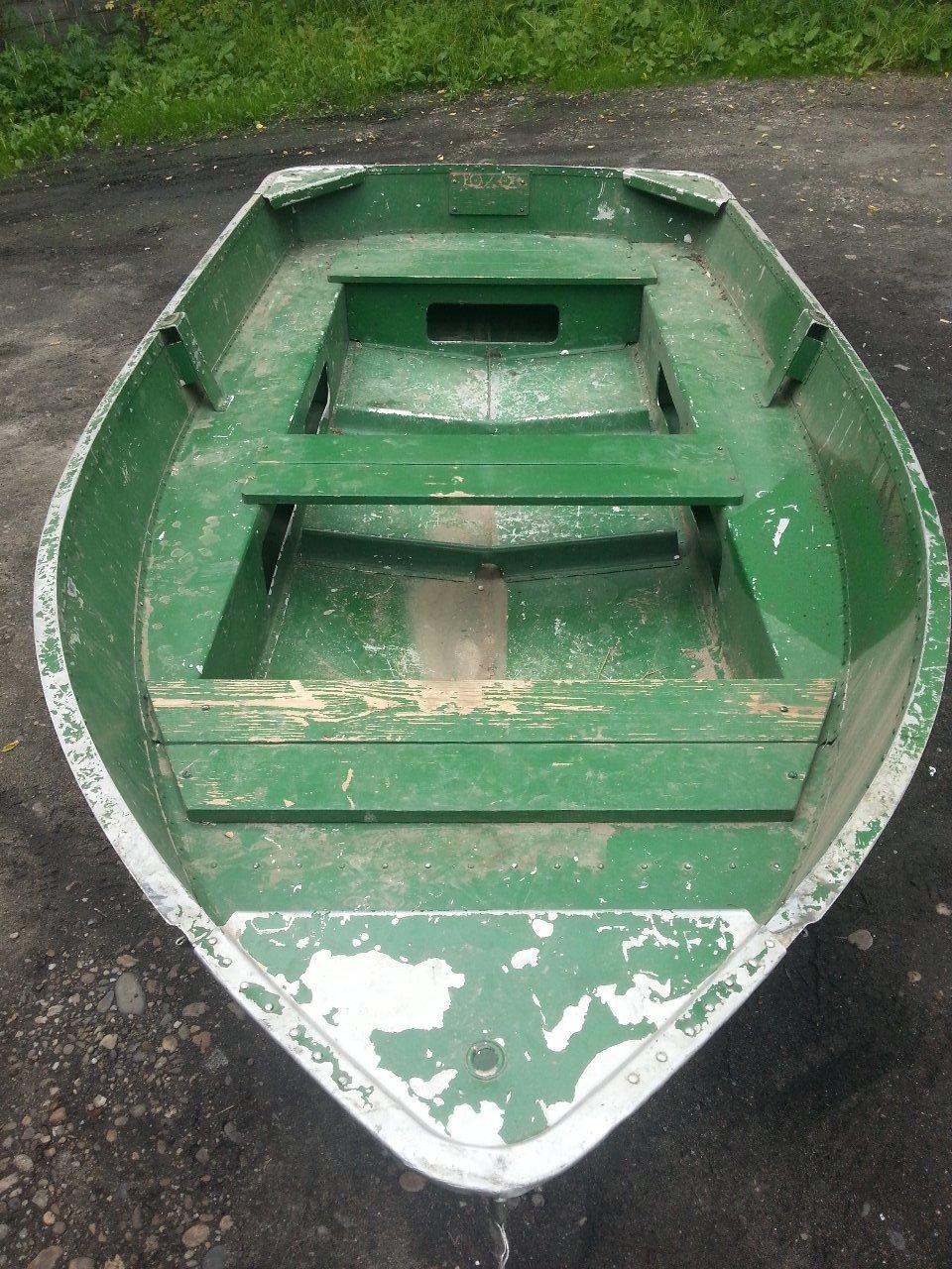 лодка Язь