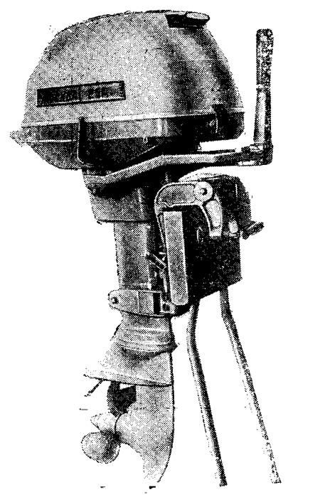 мотор Москва-25