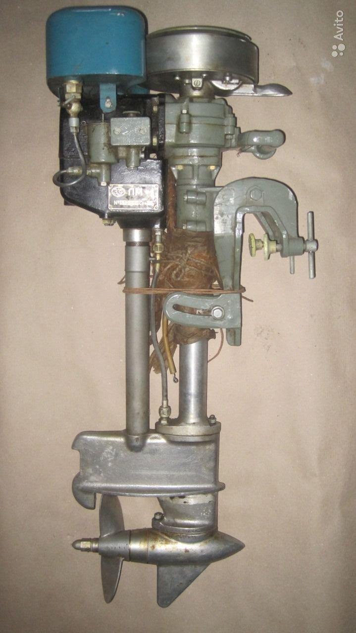 мотор ЛМ-1