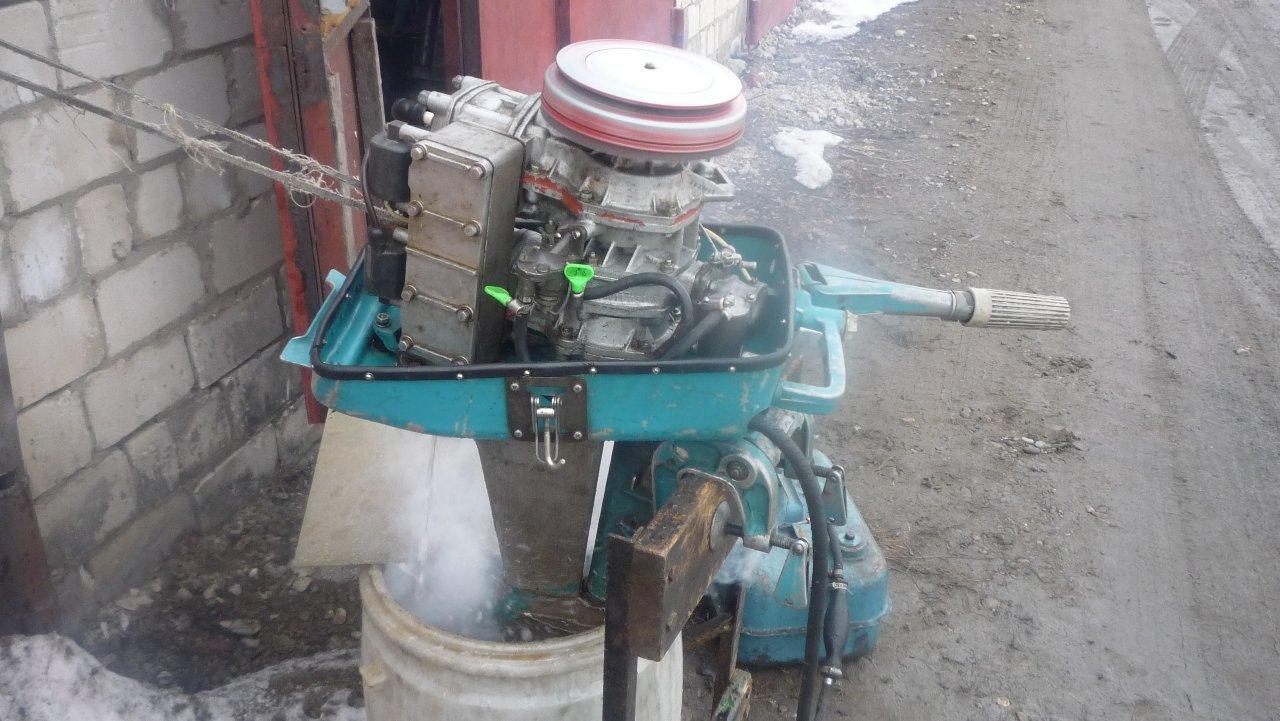 мотор Привет-22