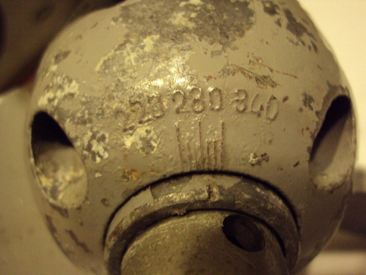 винт-мультипич для мотора Привет-22