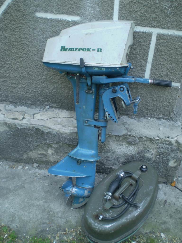 Ветерок-8 первых годов выпуска