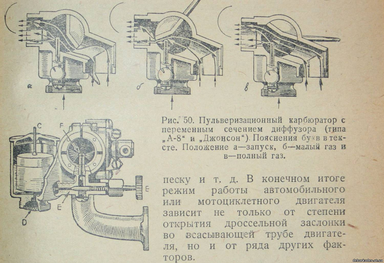 лодочный мотор А-8