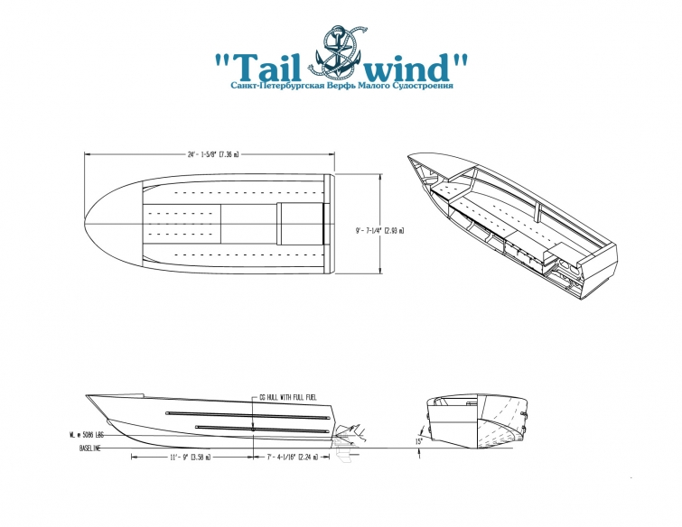 Tailwind 736