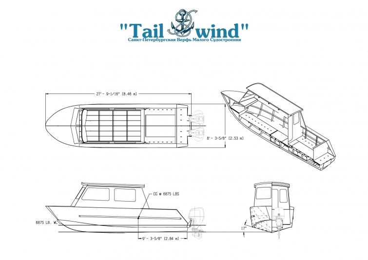 Tailwind 846