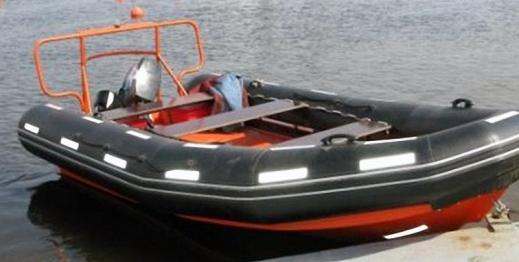 Tailwind RIB 450