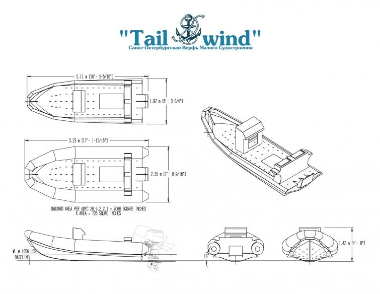 Tailwind RIB 523