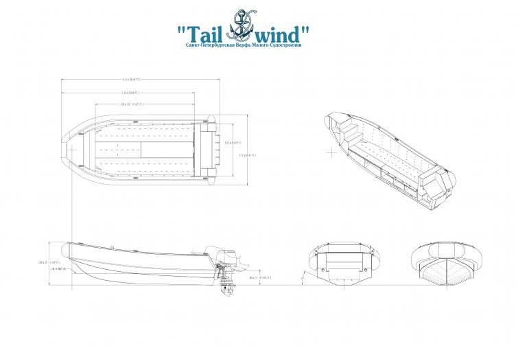 Tailwind RIB 611