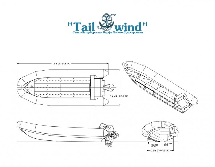 Tailwind RIB 767