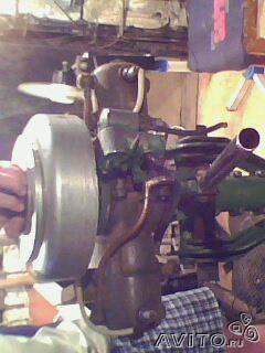подвесной лодочный мотор А8
